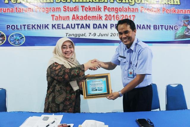 Politeknik KP Bitung Melaksanakan Pelatihan Sertifikasi Pengolah Ikan