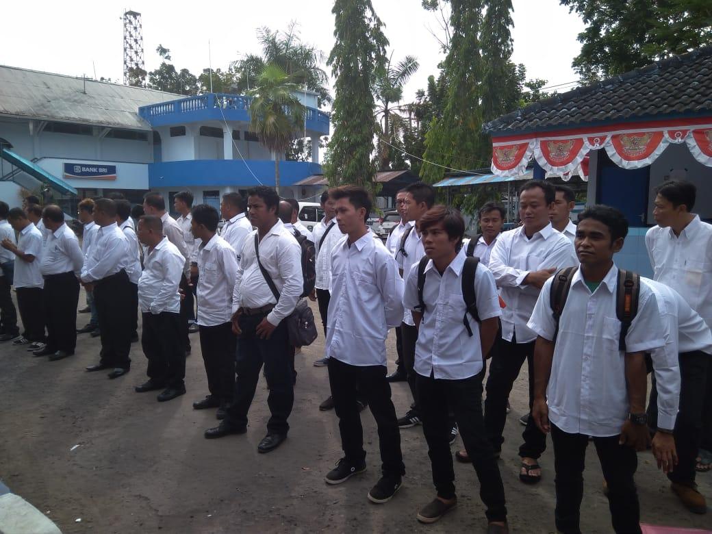 Basic Safety Training (BST) Nelayan Non Konvensi